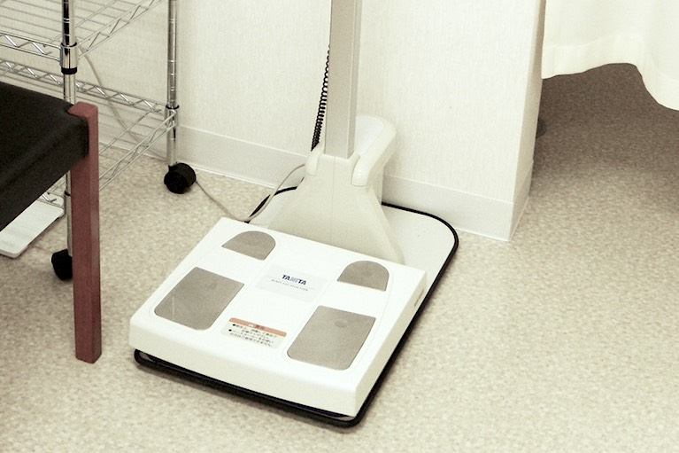 体内測定器