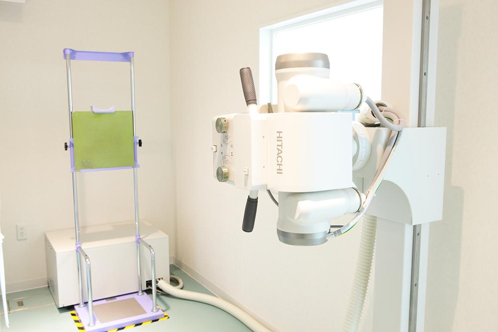 当院の画像診断について